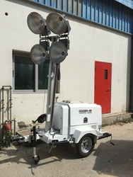 TOWER LIGHT from UNIVPOWER MACHINERY