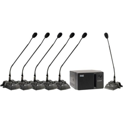 Audio Conference System from JAZZ MEDIA SERVICE LLC