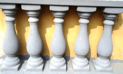 Concrete Balustrades supplier in Oman
