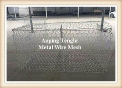 Welded Mesh Gabions Architectural Wall Cladding from ANPING TENGLU METAL WIRE MESH CO.LTD./INFO@STAINLESSSTEELWIREMESHFACTORY.COM
