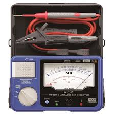 Insulation Resistance Tester in UAE