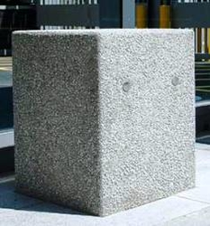 Concrete litter bin supplier in Ajman