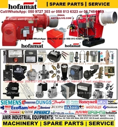 Hofamat Burner Heater Boiler Gas Burner Oil Burner spare parts Supplier Dealer Distributor Maintenance Service in UAE Abu Dhabi Dubai Sharjah Ajman Ras al Khaimah UAQ Gulf from AMIR INDUSTRIAL EQUIPMENTS
