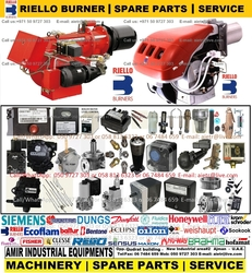 Riello RBL Burner Heater Boiler Gas Burner Oil Burner spare parts Supplier Dealer Distributor Maintenance Service in UAE Abu Dhabi Dubai Sharjah Ajman  Ras al Khaimah UAQ   from AMIR INDUSTRIAL EQUIPMENTS