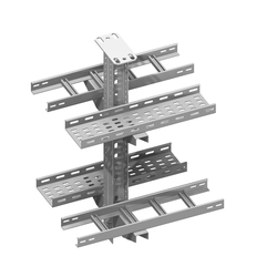 Cable Trays from SEVEN GRACE GENERAL TRADING FZE