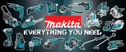 AUTHOURISED DEALER MAKITA POWER TOOLS