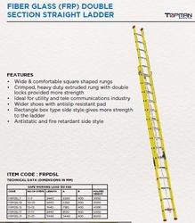 FIBER GLASS LADDER SUPPLIER from AL BAWADI METAL INDUSTRIES LLC