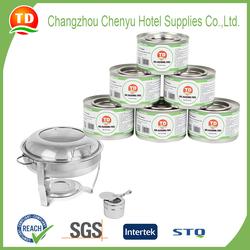 Handy Fuel Methanol Gel Chafing Fuel - 72/Case