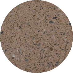 Exposed aggregate pavers - DE 208