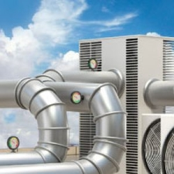 HVAC SERVICES from RTS CONSTRUCTION EQUIPMENT RENTAL L.L.C