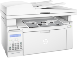 Laser Printer Multifunction by HP, White , MFP-M130 FN from DSR TECH COMPUTER TRADING LLC