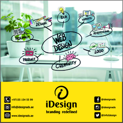Web Design Services from IDESIGN ADVERTISING LLC