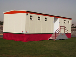 Facility Cabins,Containers,Equipments & Asct Svs from RTS CONSTRUCTION EQUIPMENT RENTAL L.L.C
