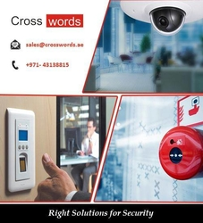 Fire Alarm System from CROSSWORDS GENERAL TRADING LLC