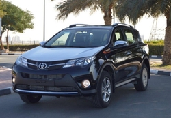 Toyota Rav4 4x4 VXR from DAZZLE UAE