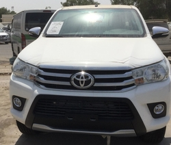 Toyota Hilux Double Cabin 2.4L DSL 4x4 from DAZZLE UAE