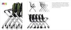Ajustable Office Chairs in UAE from HITEC OFFICES.