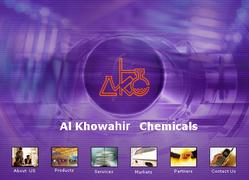 FIBERGLASS  PRODUCTS from AL KHOWAHIR CHEMICALS TRDG LTD