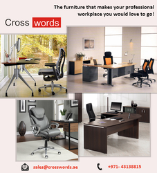 Office Supply Vendors from CROSSWORDS GENERAL TRADING LLC