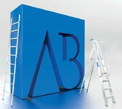 LADDER IN DUBAI from AL BAWADI METAL INDUSTRIES LLC