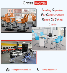 Mega Executive Chairs from CROSSWORDS GENERAL TRADING LLC