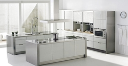 KITCHEN CABINETS SUPPLIERS IN UAE from GULF LIGHT ALUMINIUM CO