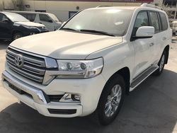 Toyota Land Cruiser GXR 200 Brand New Cars from DAZZLE UAE
