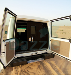 Toyota Land Cruiser Hard Top VDJ78L-RJMRYV-1D-HD2 Armored from DAZZLE UAE