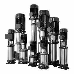 Vertical Submersible Pumps in KSA