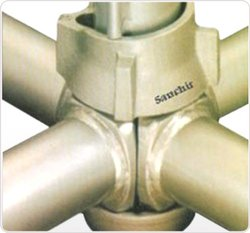 Cuplock System Suppliers in UAE from ZENITH STEELS LLC