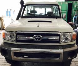 New Cars Toyota Land Cruiser VDJ 78L from DAZZLE UAE