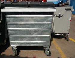 Galvanized trolley suppliers in Sharjah from EXCEL GROUP OF COMPANIES
