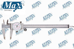 Dial Vernier Caliper Stainless Steel from A ONE TOOLS TRADING LLC