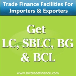 Avail Trade Finance Facilities for Importers and Exporters from BRONZE WING TRADING LLC