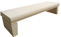 Precast concrete bench manufacturer in Dubai