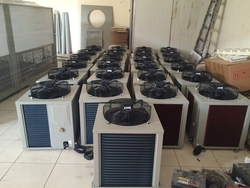 INDUSTRIAL WATER CHILLER IN SAUDI ARABIA from DANA GROUP UAE-OMAN-SAUDI
