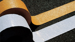 reflective pavement marking tape from ADEX  NFO@ADEXUAE.COM / PHIJU@ADEXUAE.COM 0558763747