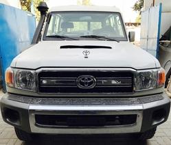 New Cars Toyota Land Cruiser VDJ78 Hardtop from DAZZLE UAE