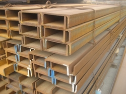 STEEL CHANNELS SUPPLIERS IN UAE from AL RAS BUILDING MATERIAL L.L.C.