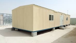 PORTA CABINS SUPPLIERS IN UAE from AL AMEERA TENTS & SHADES