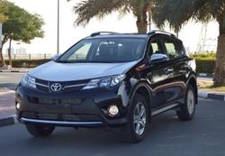 Toyota Rav4 from DAZZLE UAE