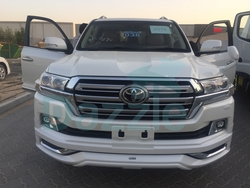 Toyota Land CRUISER ZX 200 from DAZZLE UAE