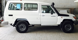 New Cars Toyota Land Cruiser VDJ78 4x4 from DAZZLE UAE