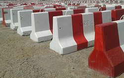 CONCRETE BARRIERS SUPPLIERS IN UAE from JETONS
