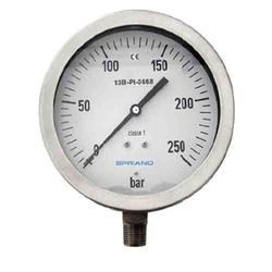 Pressure Gauge Suppliers in Dubai, Abu dhabi, UAE from EMPHOR IAD