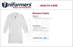 Lab Coat Manufactures in Sharjah