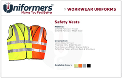 Safety Vest Suppliers in Sharjah