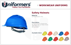 Safety Helmets Suppliers in Sharjah