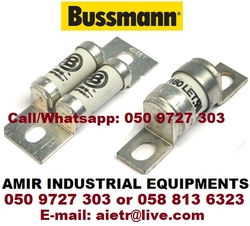 Bussmann Fuse 110EET 160FEE 100LET 160LET Dealer supplier in Dubai Abu dhabi Shariah Ajman UAE from AMIR INDUSTRIAL EQUIPMENTS
