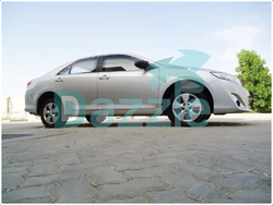 Toyota Armored Camry from DAZZLE UAE